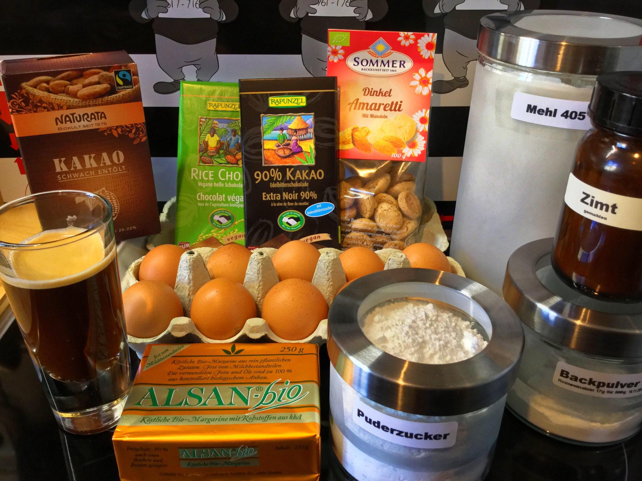 Schoko Espresso Kuchen Laktosefrei Und Spass Dabei